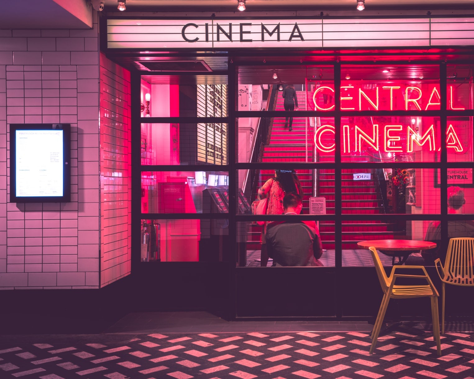 Welcome to Movies